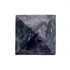 Пирамидка из чароита 3х3см
