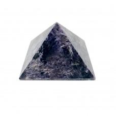 Пірамідка з чароіту 5х5см