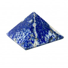 Пірамідка з афганського лазуриту 5х5см