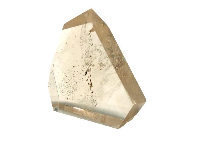 Топаз винный прозрачный кристалл 28г