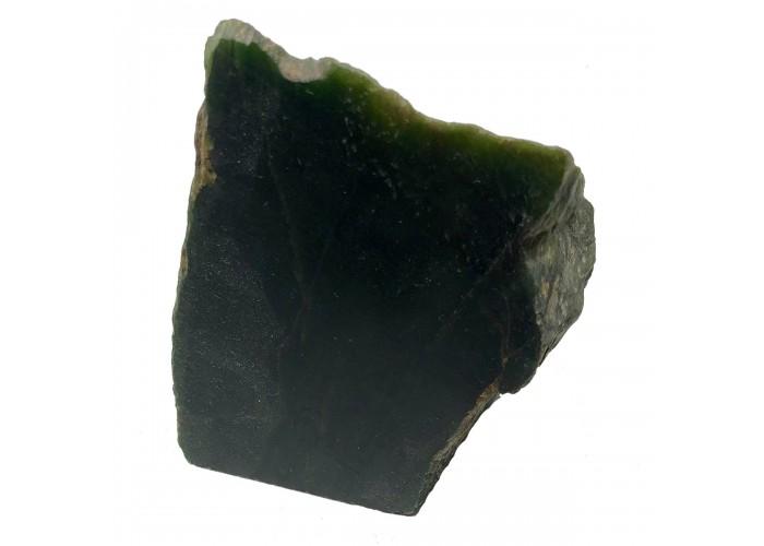 Нефрит зелений блок 705г