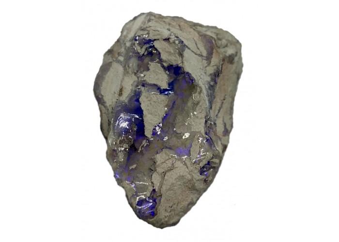 Опал фіолетових відтінків 7г