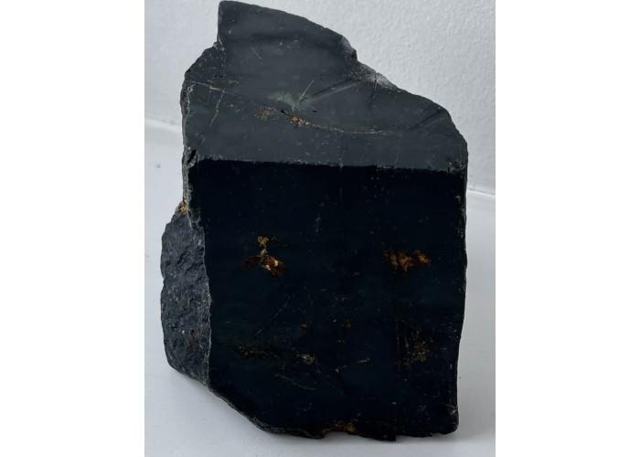 Нефрит черный блок 1710 г