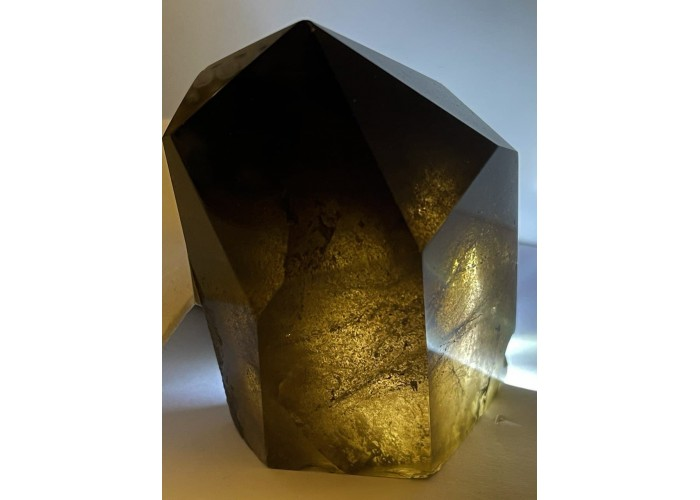 Димчастий кварц кристал 330 г