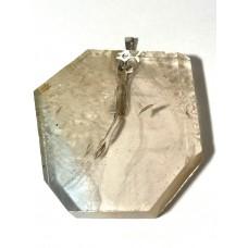 Кристал топазу на підвісці 250 карат
