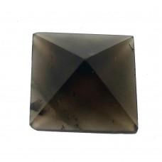Пірамідка з димчастого кварцу 3х3см