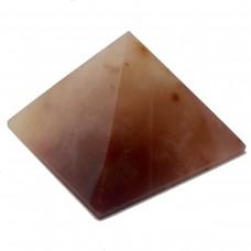 Пірамідка з халцедону 5х5см