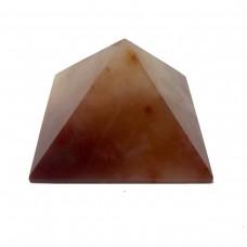 Пирамидка из халцедона 3х3см