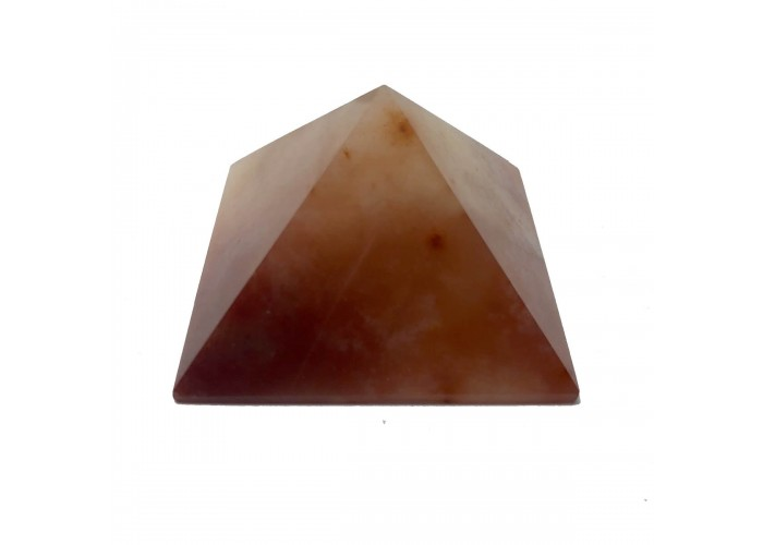 Пірамідка з халцедону 3х3см