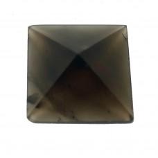 Пірамідка з димчастого кварцу 5х5см