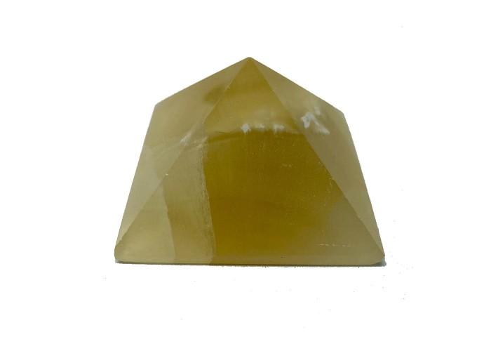 Пірамідка з оніксу 3х3см