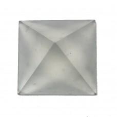 Пірамідка з гірського кришталю 1х1см