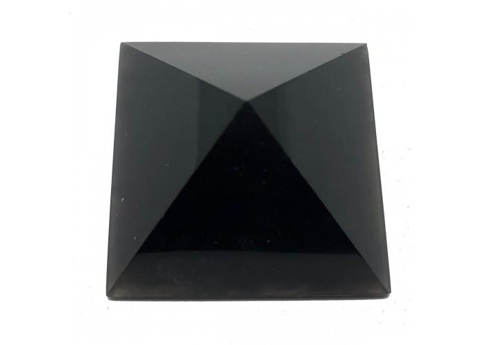 Пірамідка з обсидіану 5х5см