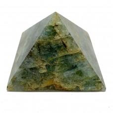 Пирамидка из изумруда 6х6см