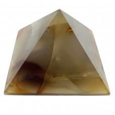 Пірамідка з сердоліка розмір5х5см