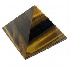 Пірамідка з тигрового ока 5х5см