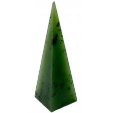 Пірамідка з нефриту висока