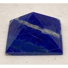 Пирамидка из лазурита 2х2см