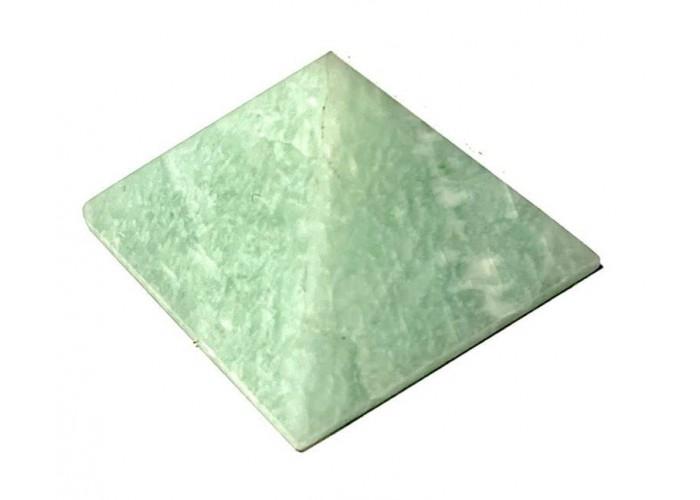 Пирамидка из амазонита 3х3 см