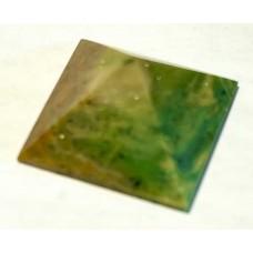 Пірамідка з ліственіту 2х2 см