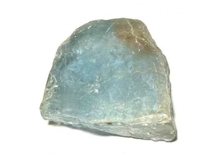 Голубой топаз 53г
