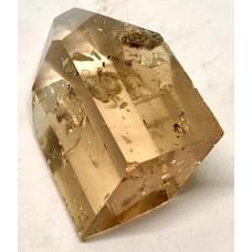 Топаз золотистый прозрачный 122г